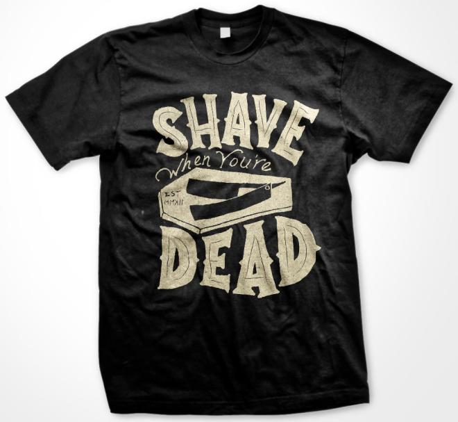 beardblog.se shave when your dead