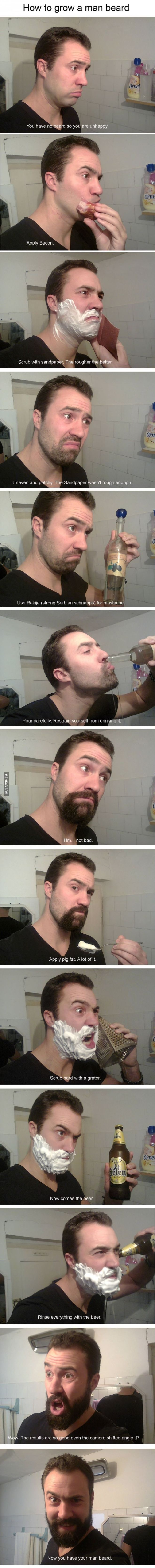 beardblog.se odla ett skägg
