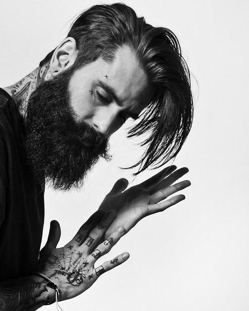 skägg tatuering5