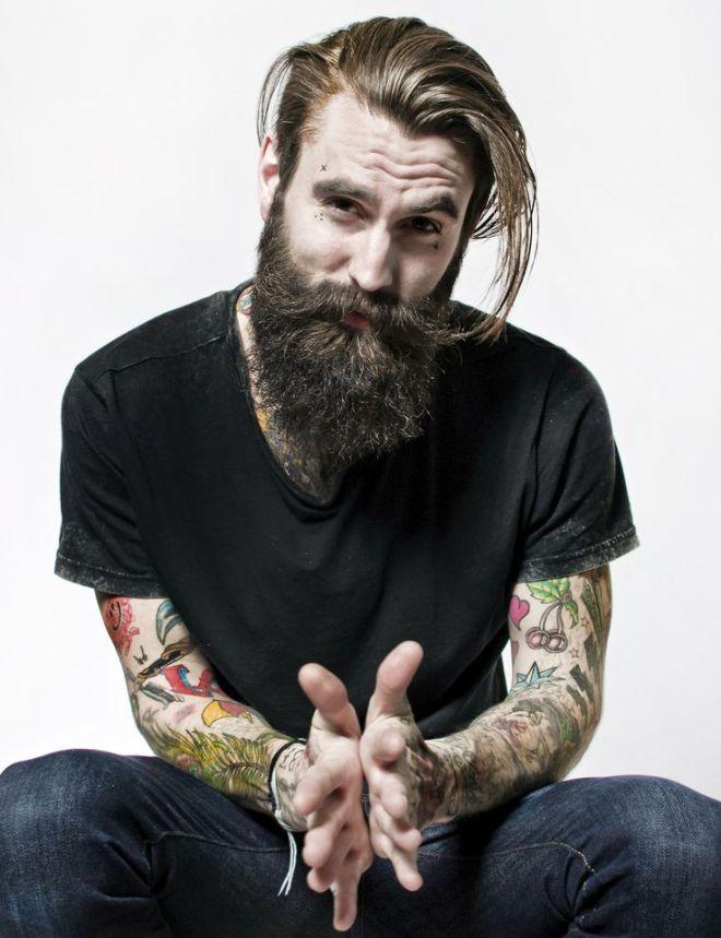 skägg tatuering7