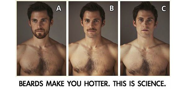 14 orsaker att bära skägg