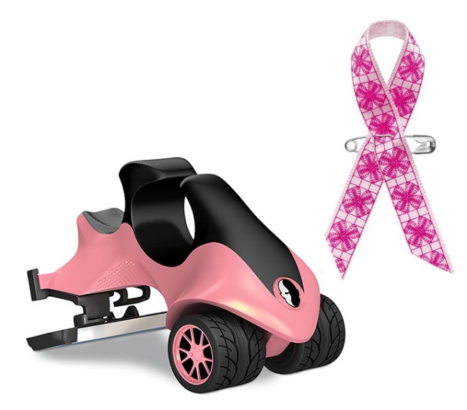 headblade atx pink rosa bandet