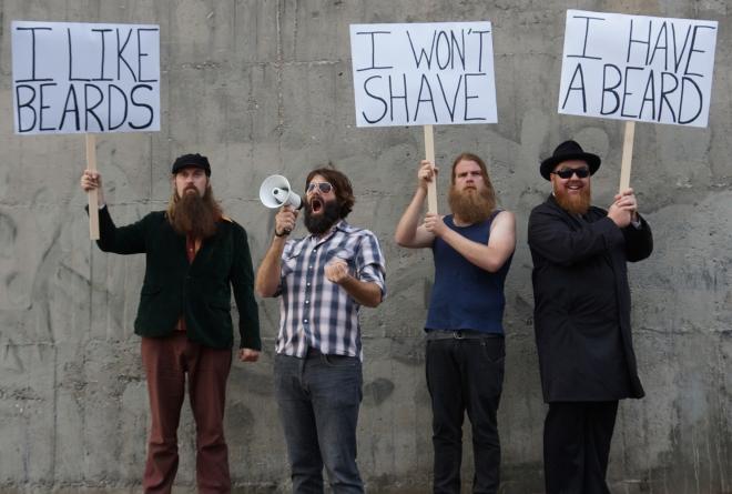the beards konsert stockholm