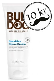 bulldog shave cream movember
