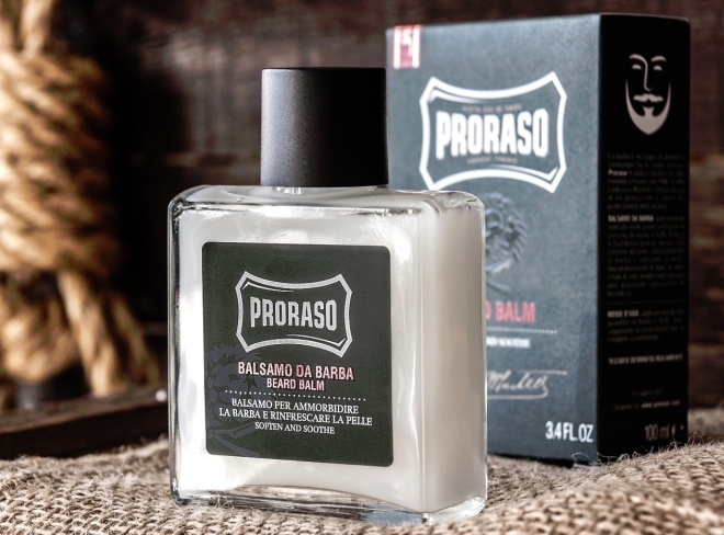 proraso leave in skäggbalsam