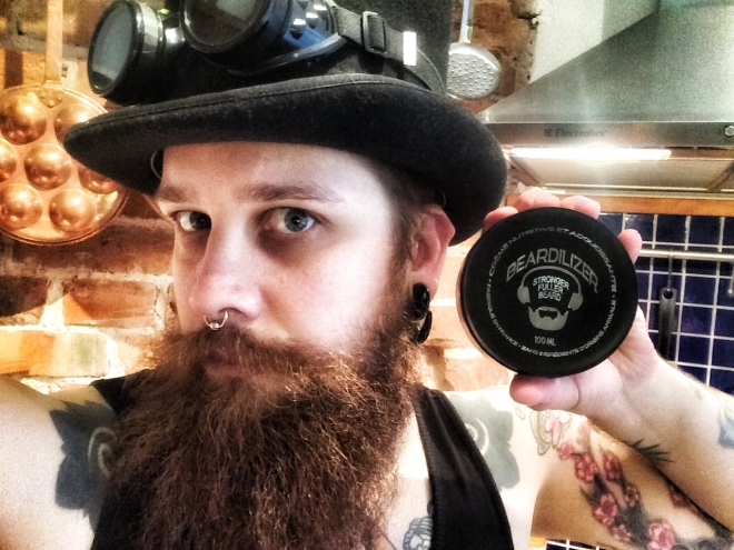 beardbalm beardilizer testpiloterna